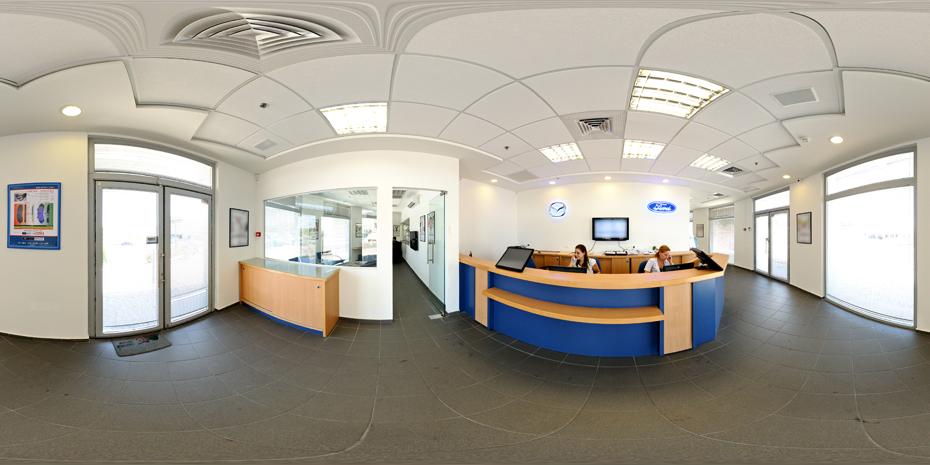 מרכז שירות – גולד מוטורס, שילת