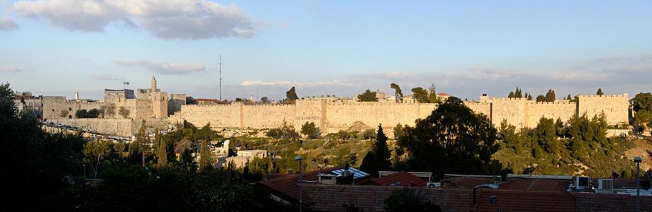 חומות העיר העתיקה – ירושלים