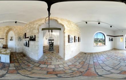 מוזיאון הרכבל – הר ציון