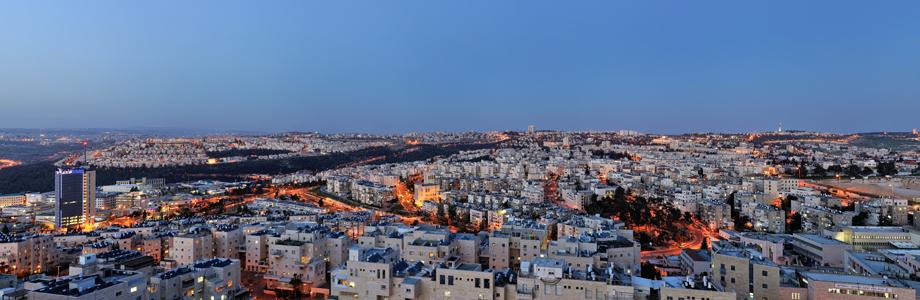 לילה ירושלמי