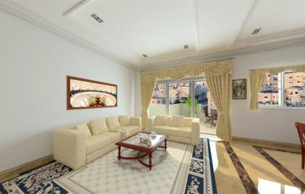 דירה בהדמיה – 360